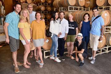 Excursão à região do vinho de Napa...