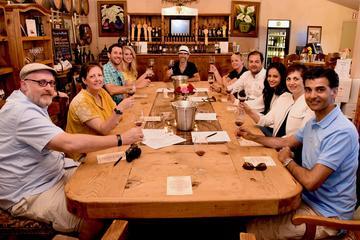 Recorrido vinícola en el valle de Sonoma desde San Francisco