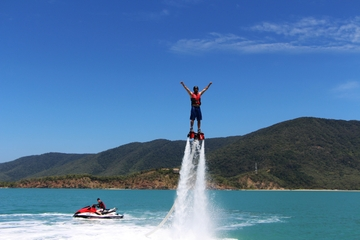 Expérience en flyboard à Cairns