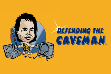 Defending the Caveman en el D Las Vegas