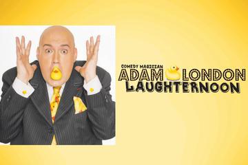 Laughternoon protagonizado por Adam...