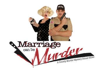 Marriage Can Be Murder: Um Show, com Jantar, de Comédia sobre...