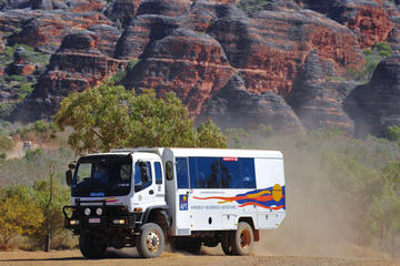 APT Kimberley Wilderness Adventures Purnululu (Bungle Bungle) 4WD Experience