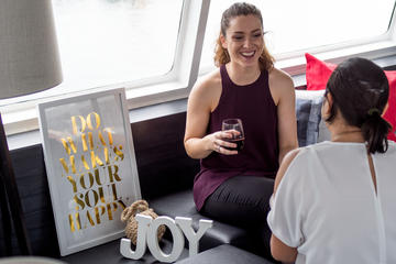 Joy Bar Evening Harbour Cruises (Optional wine pairing and restaurant ...