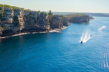 Kustkryssning i Sydney till Royal National Park, inklusive lunch