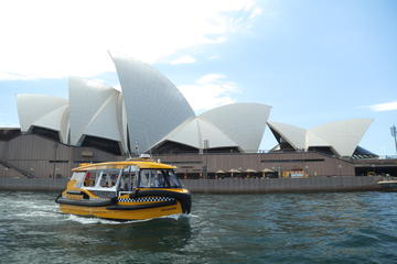 Private Sydney Harbour Cruise by Vintage Water Taxi
