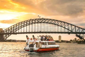 Sydney Harbour Sunset Joy Bar Cruise With Optional Dinner