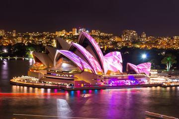 Sydney Harbour VIVID Lights Cruise