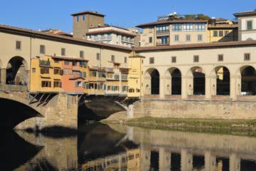 Corridor de Vasari et histoire de la famille Médicis