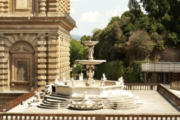Keine-Warteschlange-Zugang: Spaziergang durch den Pitti-Palast und...