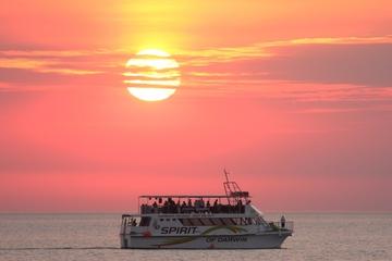 Darwin Bootstour bei Sonnenuntergang...