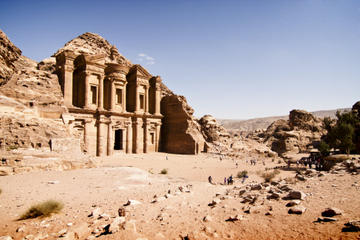 8-Night Israel Tour from Tel Aviv Including Petra