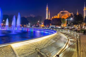 3-Nights in Istanbul Two Continents Tour: East Meets West