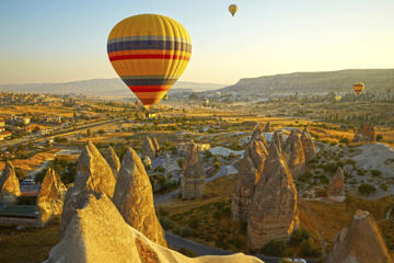 4-Night Istanbul & Cappadocia Tour with Flights