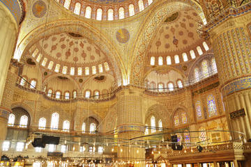 Excursión por la Estambul bizantina y otomana: Basílica de Santa...