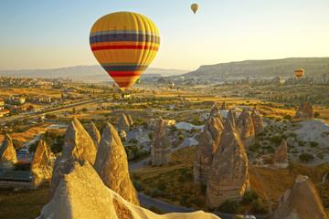 Tour de Cappadoce de 4nuits au départ d'Istanbul avec vols et tour...