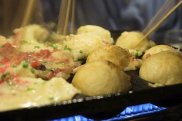 Cours de cuisine à Osaka