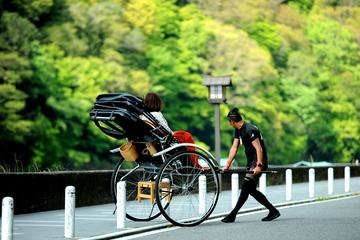 Arashiyama Rickshaw Tour and Japanese...