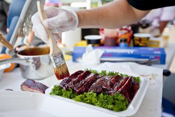 ホノルル フード ツアー:地元料理