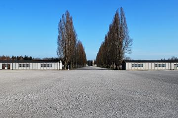 In Their Shoes Dachau Memorial Tour from Munich