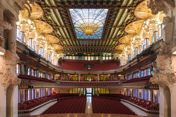 Palau de la Música Concerts November-December (Modernist Concert Hall...