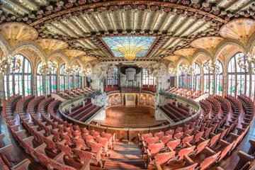 Vermijd de wachtrij: tour naar het Palau de la Música Catalana in ...