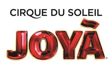 JOYÀ par le Cirque du Soleil® au départ de Playa del Carmen