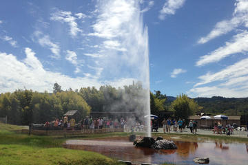 Old Faithful Geyser Admission
