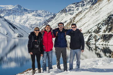 Private Cajon del Maipo Day Trip from...