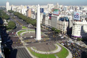 City Tour pela cidade de Buenos Aires com acesso sem filas ao estádio...
