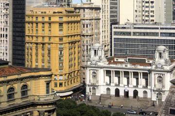 Excursão turística de arquitetura histórica do Rio de Janeiro
