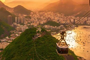 Kristusstatuen med valgfri solnedgangstur til Sugar Loaf-bjerget