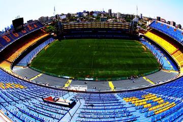 Visite historique sur les traces de Diego Maradona à Buenos Aires