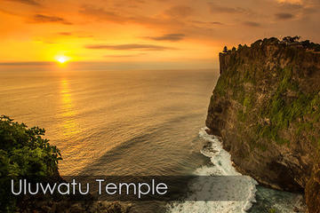 Private Uluwatu Full-day Tour & Seafood Dinner