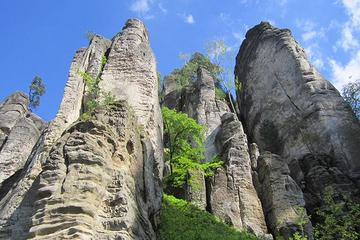 Bohemian Paradise Hiking Tour from Prague