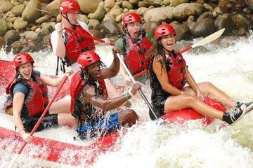 Recorrido en rafting por el río Sarapiquí desde La Fortuna