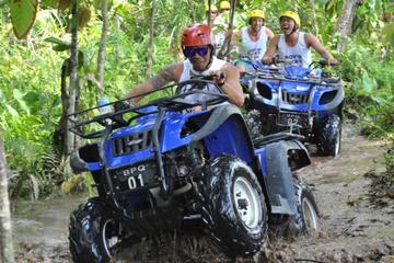 Bali ATV Ride and Uluwatu Tour Packages