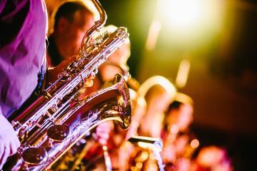 Excursão a pé em Paris: Jazz noite...