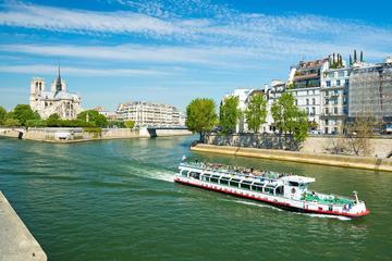 Excursión a la catedral de Notre Dame y crucero por el río