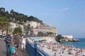 Nice: Promenade des Anglais Walking Tour