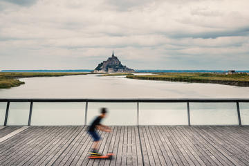 Private Mont Saint-Michel Family Walking Tour