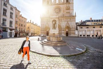 Walking tour of Medieval Lyon & Basilique Notre Dame de Fouviere