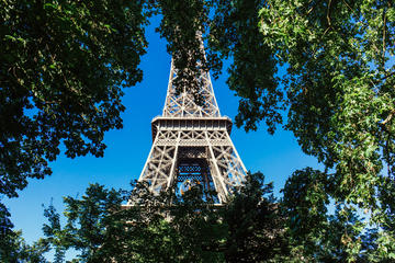 Zonder wachtrij naar de tweede verdieping van de Eiffeltoren en Seine ...