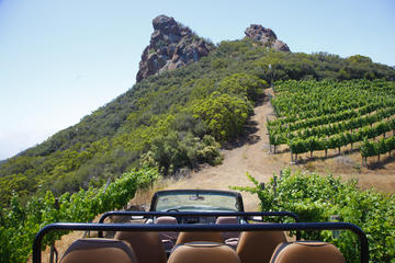 Safari vinícola en Malibú