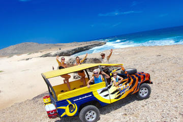 Beach Escape and Cave Safari in Aruba