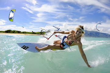 Kitesurfkurs auf Maui