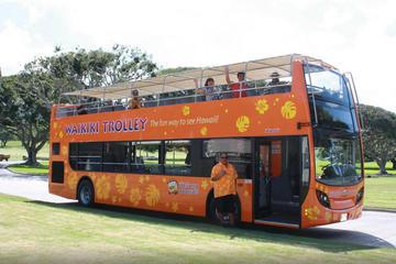 Excursión en el tranvía de Waikiki...