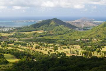 Sightseeingtur till Oahu och Pearl ...