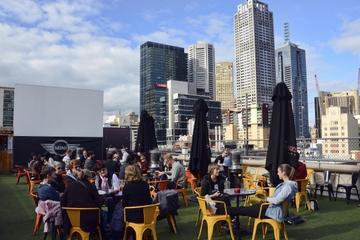 Melbourne Privilegiada: Excursão a Pé pelos Bares de Coberturas