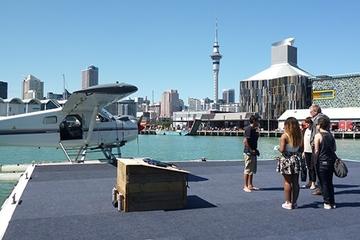 Auckland en hydravion